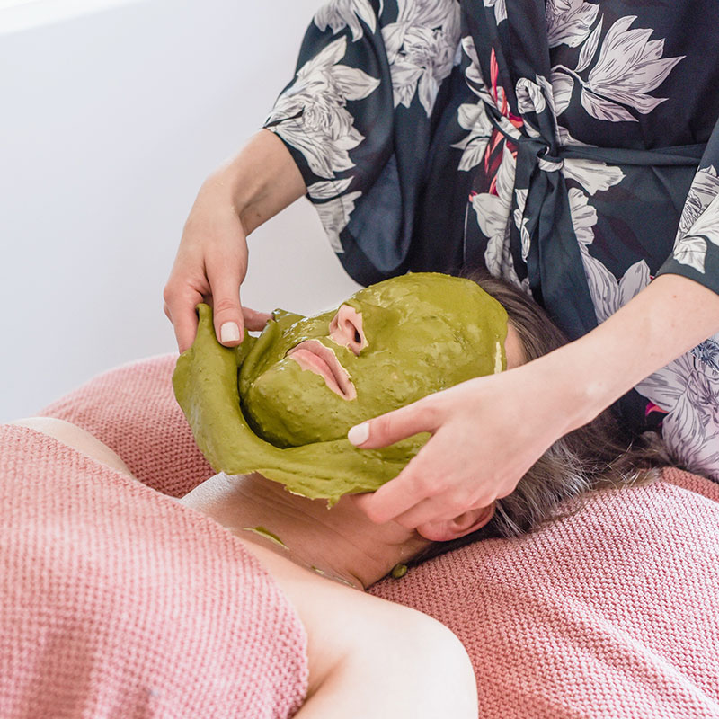 terapie na twarz